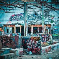 Graffiti och spraykonst