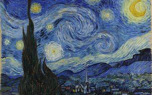 Vincent van Gogh, inspirerade till den moderna konststilen